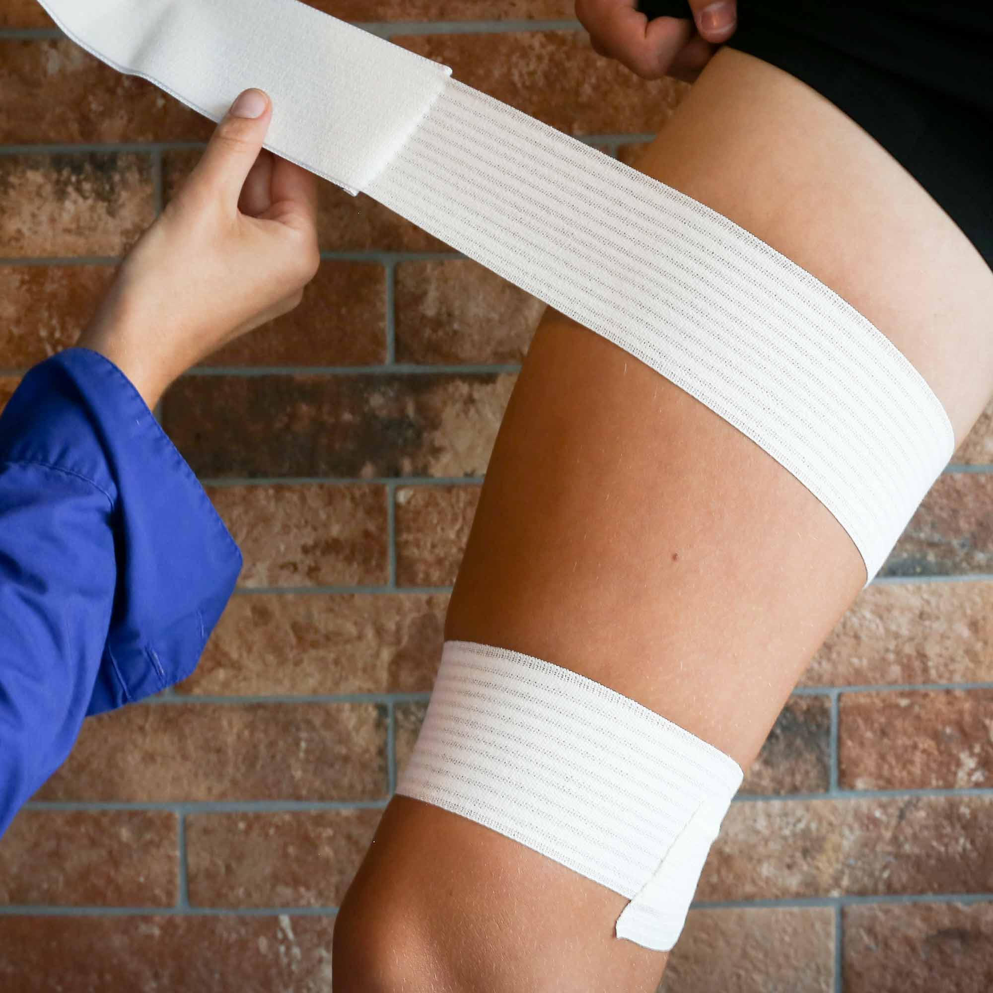 strapping cuisse